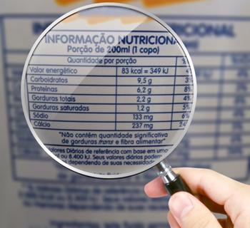 Rotulos alimentos legislação